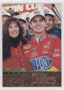 1996 Upper Deck - [Base] #150 - Jeff Gordon