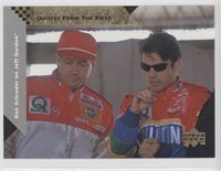 Jeff Gordon, Ken Schrader