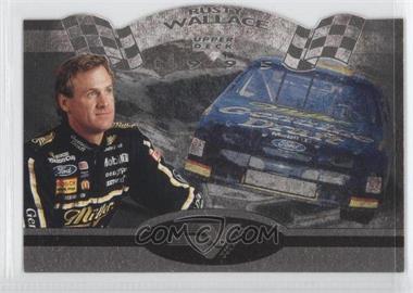 1996 Upper Deck - Virtual Velocity #VV2 - Rusty Wallace