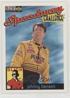 Johnny Benson [Noted]