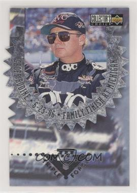 1996 Upper Deck Collector's Choice - Triple Force #3-H - Geoff Bodine
