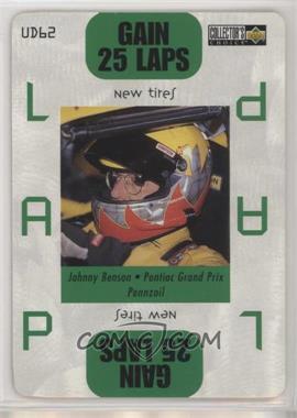 1996 Upper Deck Collector's Choice - Upper Deck 500 #UD62 - Johnny Benson
