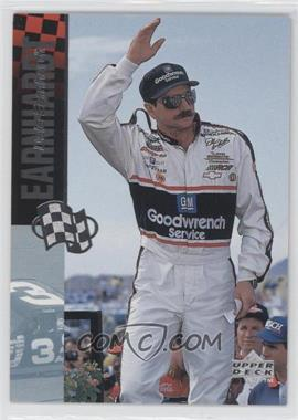 1996 Upper Deck Road to the Cup - [Base] #301 - Dale Earnhardt