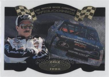 1996 Upper Deck Road to the Cup - [Base] #DE1 - Dale Earnhardt
