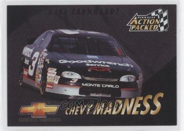 1997 Pinnacle Action Packed - Chevy Madness #1 - Dale Earnhardt