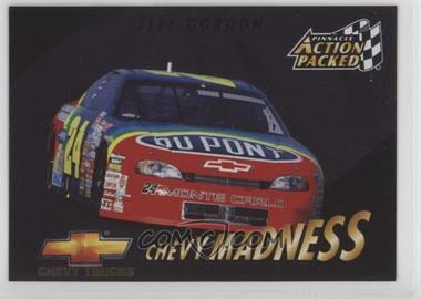 1997 Pinnacle Action Packed - Chevy Madness #4 - Jeff Gordon