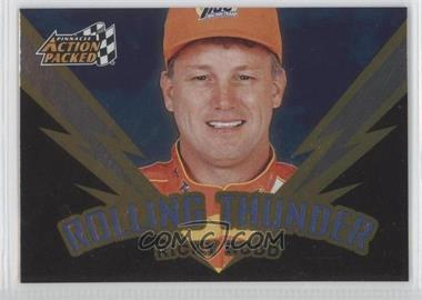 1997 Pinnacle Action Packed - Rolling Thunder #14 - Ricky Rudd