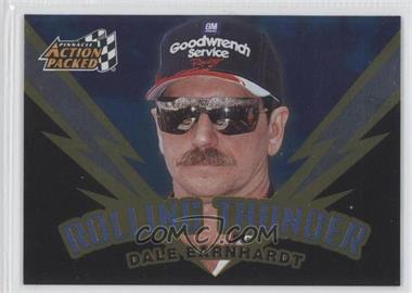 1997 Pinnacle Action Packed - Rolling Thunder #2 - Dale Earnhardt