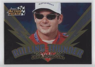 1997 Pinnacle Action Packed - Rolling Thunder #3 - Jeff Gordon