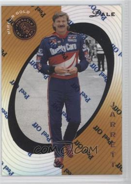 1997 Pinnacle Certified - [Base] - Mirror Gold #15 - Dale Jarrett