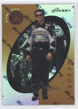 1997 Pinnacle Certified - [Base] - Mirror Gold #18 - Bobby Labonte