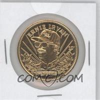 1997 Pinnacle Mint - Coins - Gold Plated #ERIR - Ernie Irvan