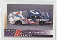 Car - #6 Roush Racing