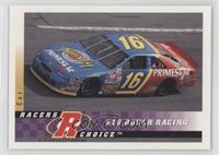 Car - #16 Roush Racing