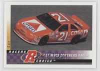 Car - #21 Wood Brothers Racing