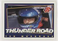 Thunder Road - Ted Musgrave