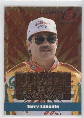 1997 Pinnacle Racers Choice - Busch Clash #2 - Terry Labonte