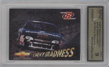 1997 Pinnacle Racers Choice - Chevy Madness #8 - Dale Earnhardt [ENCASED]