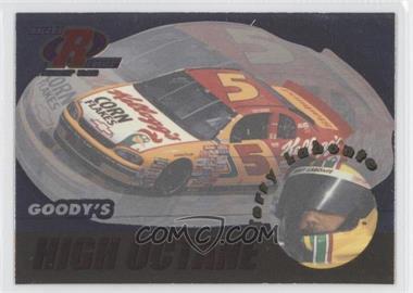 1997 Pinnacle Racers Choice - High Octane - Glow-in-the-Dark #HO 1 - Terry Labonte