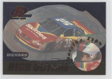 1997 Pinnacle Racers Choice - High Octane - Glow-in-the-Dark #HO 15 - Derrike Cope