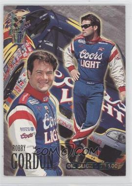 1997 Press Pass VIP - [Base] - Oil Slick #9 - Robby Gordon /100