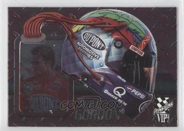 1997 Press Pass VIP - Head Gear #HG 3 - Jeff Gordon