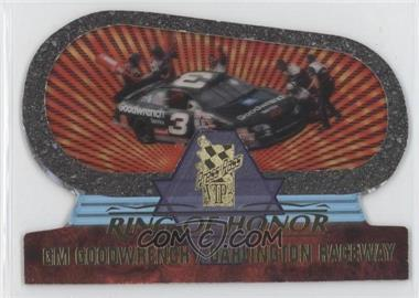 1997 Press Pass VIP - Ring of Honor - Die-Cut #RH 2 - Dale Earnhardt