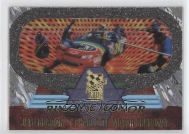 1997 Press Pass VIP - Ring of Honor #RH 8 - Jeff Gordon