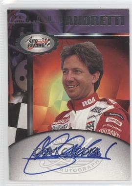 1997 Score Board Autographed Racing - Autographs #JOAN - John Andretti