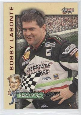 1997 Score Board Autographed Racing - Mayne St. #KM8 - Bobby Labonte
