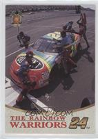 The Rainbow Warriors