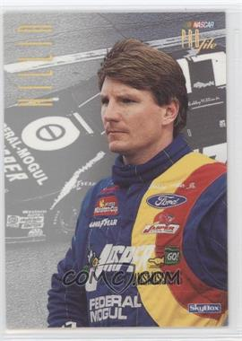 1997 SkyBox NASCAR Profile - [Base] #12 - Bobby Hillin