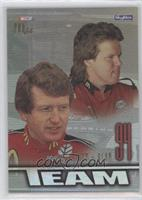 Bill Elliott, Mike Beam