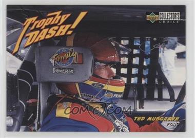 1997 Upper Deck Collector's Choice - [Base] #108 - Ted Musgrave