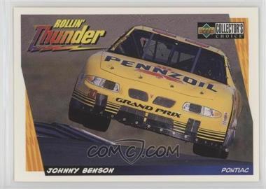 1997 Upper Deck Collector's Choice - [Base] #66 - Johnny Benson
