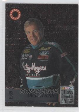 1997 Upper Deck Maxx - Rookie of the Year #MR2 - Dick Trickle