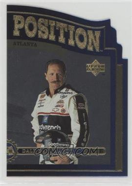 1997 Upper Deck Road to the Cup - Premiere Position #PP4 - Dale Earnhardt
