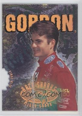 1997 Wheels Race Sharks - [Base] - Tiger Shark First Bite #2 - Jeff Gordon /675