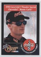 Coca-Cola Thunder Special Chevrolet Monte Carlo - Dale Earnhardt Jr.