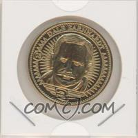 1998 Pinnacle Mint - Coins - Artist Proof Gold Plate #03 - Dale Earnhardt /100
