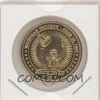 1998 Pinnacle Mint - Memorable Moments Coins - Artist Proof Gold Plated #08 - Ernie Irvan /100