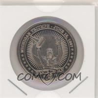 1998 Pinnacle Mint - Memorable Moments Coins - Artist Proof Nickel Silver #06 - Ernie Irvan /250