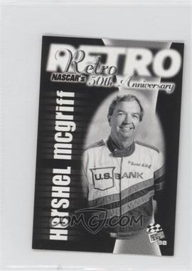 1998 Press Pass - [Base] #146 - Hershel Mcgriff