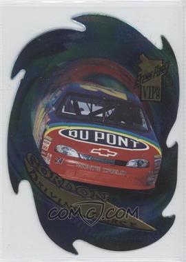 1998 Press Pass VIP - Driving Force - Die-Cut #DF 7 - Jeff Gordon
