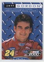 Jeff Gordon (Dupont Automotvie Finishes 2000 Chevrolet Monte Carlo)