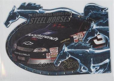 1999 Press Pass Premium - Steel Horses #SH2 - Dale Earnhardt