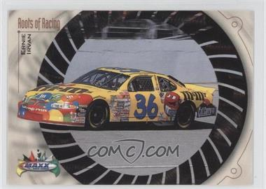 1999 Upper Deck Maxx - [Base] #75 - Ernie Irvan