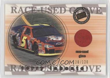 2000 Press Pass Stealth - Race Used Glove - [Memorabilia] #GC5 - Terry Labonte /120