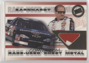 2000 Press Pass VIP - Race-Used Sheet Metal #SM 3 - Dale Earnhardt /200