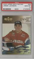Jimmie Johnson [PSA 10]